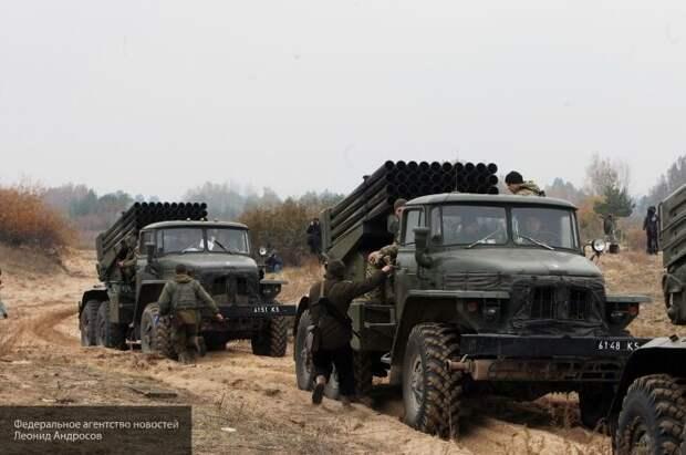 На украинском ТВ испугались наступления ВСУ на ЛДНР