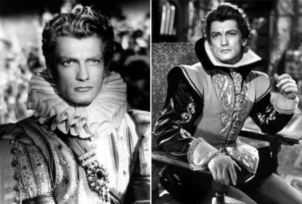 Знаменитый французский актер Жан Маре знаменитости, ностальгия, память