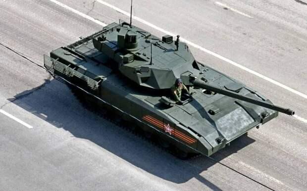 Беспилотной версии танка «Армата» в российской армии не будет