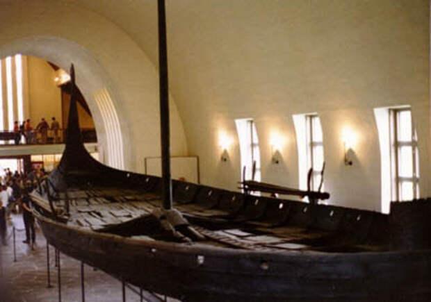 Корабль из Усеберга