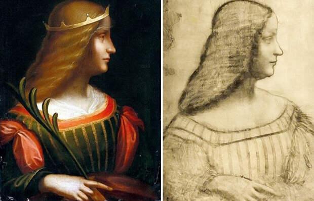 7 неразгаданных загадок великого Леонардо