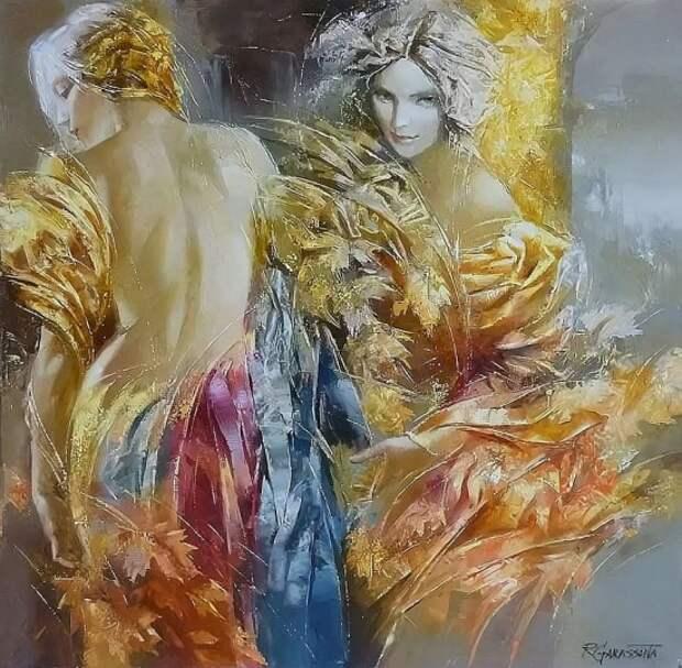 художник Роман Гарасюта (Roman Garassuta) картины – 20