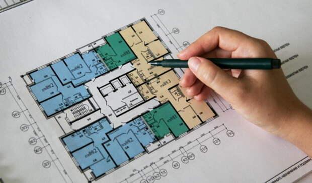 120млн «квадратов» вгод. Путин озвучил планы построительству жилья вРоссии