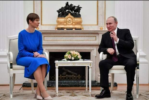 Эстония вышла с предложением к России о запуске электрички до Санкт-Петербурга