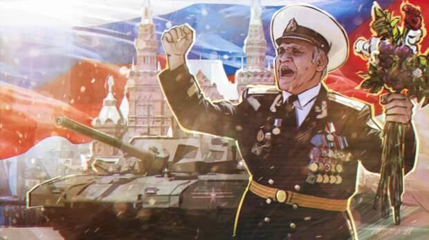 Ларри Кинг: Победа во Второй мировой была бы невозможна без СССР