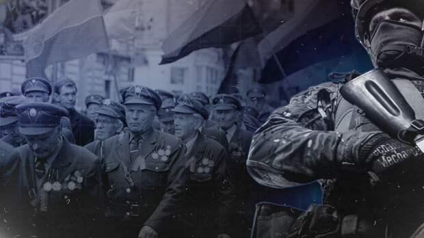 Нацисты маршируют по Киеву: А где же Медведчук, Симоненко и Шарий?