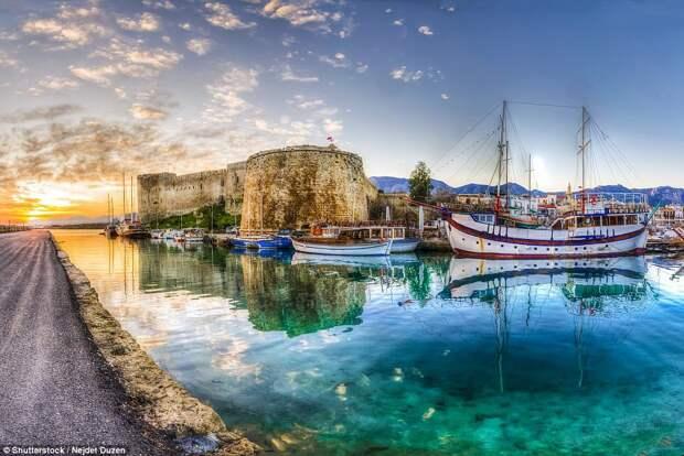 На турецкой стороне: неизведанный Северный Кипр
