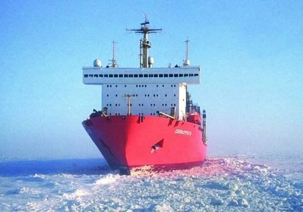 Русская Арктика: новая жизнь Северного морского пути