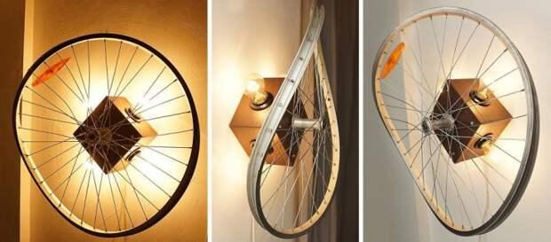 велосипед как переделать
