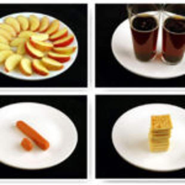 Фотографии 200 калорий продуктов