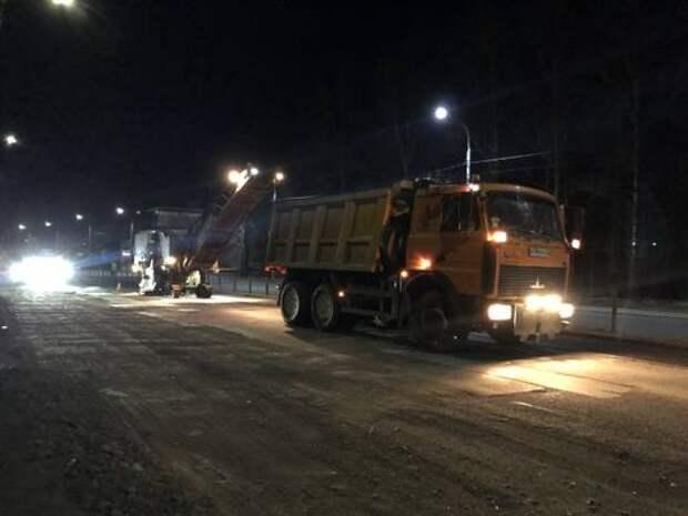 Начался ремонт Юго-Западной окружной дороги Ярославля