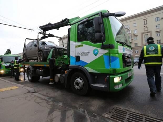 Парковочные инспекторы в Москве получат планшеты и мобильные принтеры