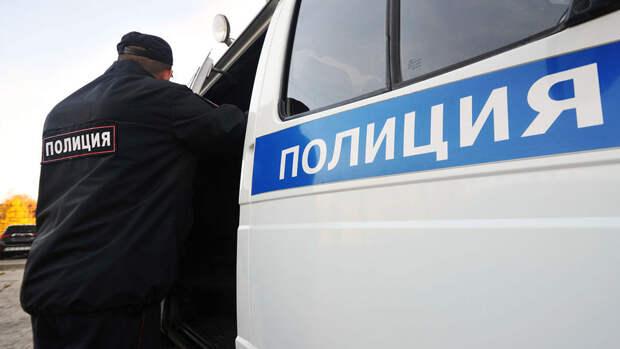 В Подмосковье пьяный полицейский устроил аварию с грузовиком и скрылся