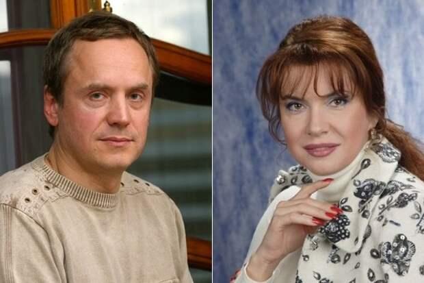 Вера Сотникова и Андрей Соколов