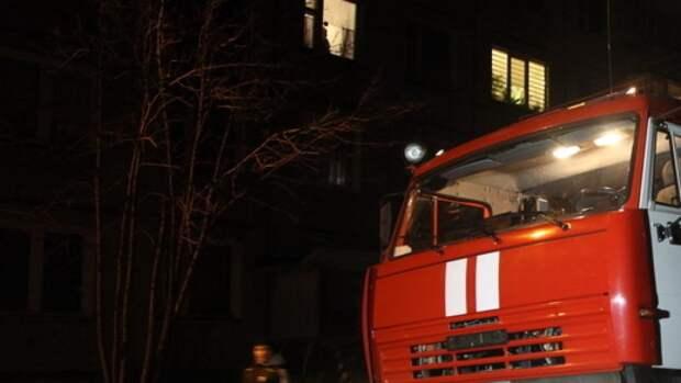 Обрушение кровли общежития Военного университета в Москве началось из-за пожара
