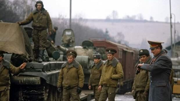 ВЧехии хотят сделать памятным днём дату вывода изстраны советских войск
