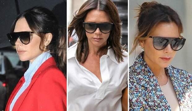 Как выбрать идеальные солнцезащитные очки? Пять советов от главного знатока — Виктории Бекхэм