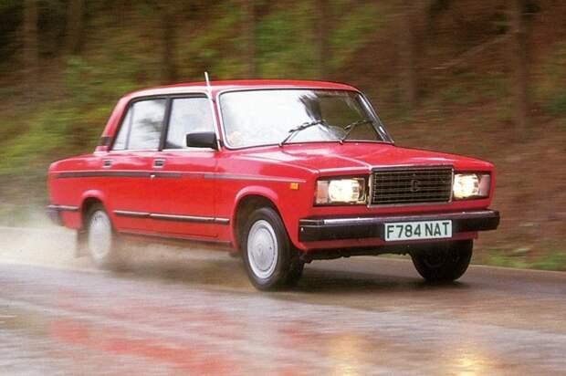 Создавались даже люксовые образцы, например на базе Lada 1600.