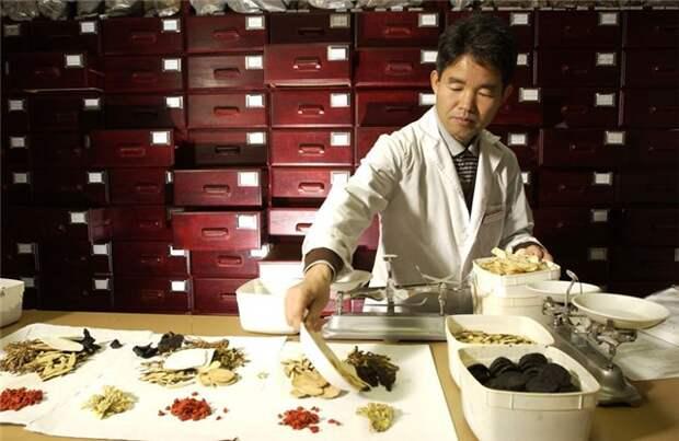 «Чудеса» китайской медицины и прочее мошенничество