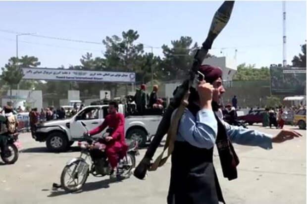 Повстанцы сообщили об очередном провале талибов