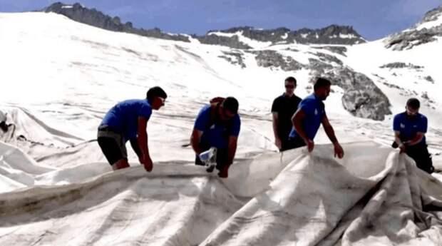 В Антарктиде нашлась безжизненная зона без бактерий