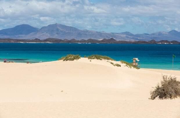 ВАШ ОТПУСК. Лучший пляжный отдых в Испании
