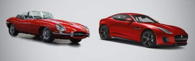 Как изменились автомобили за последние 50 лет