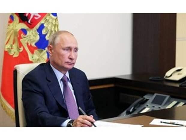 Путин подписал указ о поддержании мира в Нагорном Карабахе