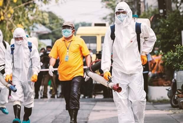 В Таиланде от коронавируса скончался россиянин