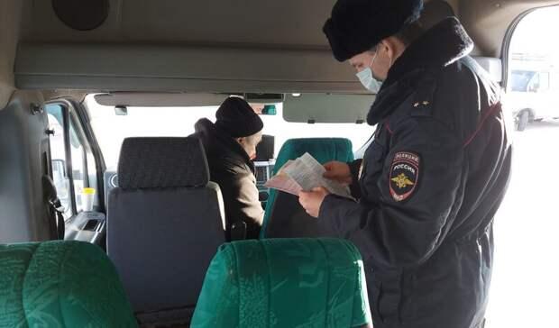 84 нарушения ПДД водителями автобусов выявлено вНижнем Тагиле задва дня