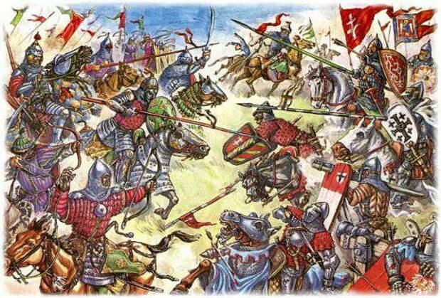 Величайшая в мире битва... о которой забыли все