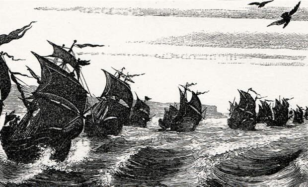 Стюарт Тёртон: Дьявол и темная вода. Глава из нового романа