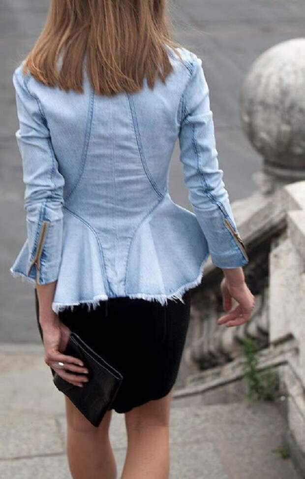 Крейзи джинса - подборка