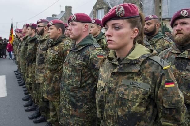 Такого НАТО, боятся точно не стоит..