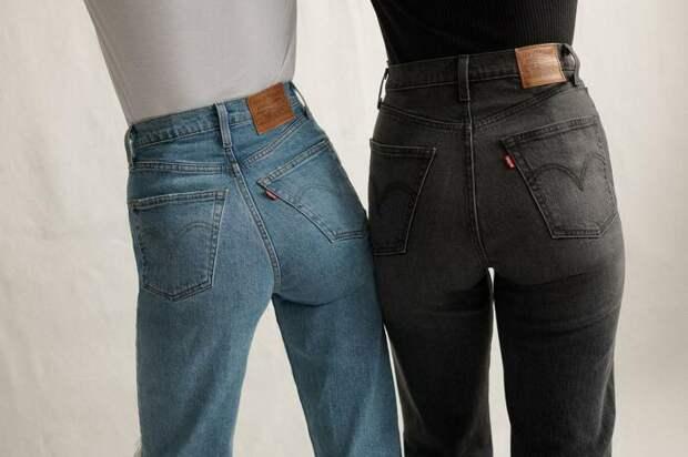 Основная задача жакронов заключалась в защите джинсовых изделий от подделки / Фото: pinterest.ru