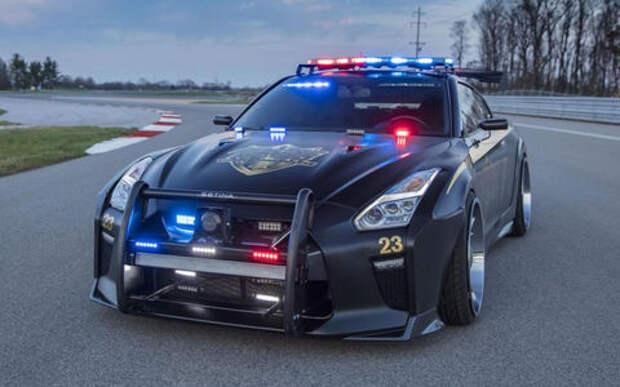 Топ-22 лучших и худших полицейских автомобилей мира