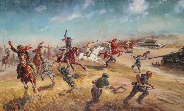2 августа 1942 - произошла Кущевская атака
