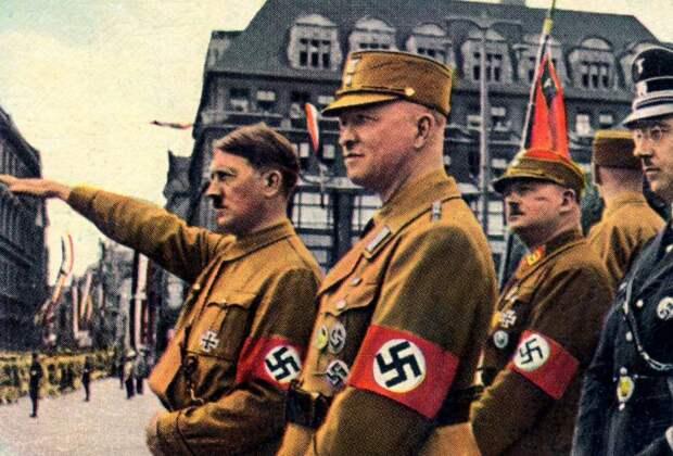Главная ошибка Гитлера
