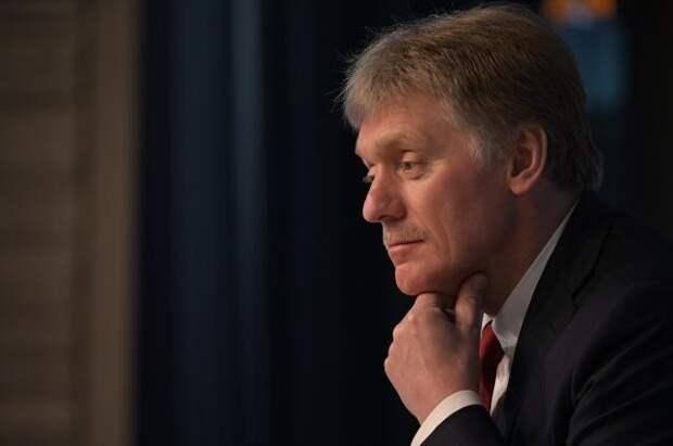 В Кремле рассказали, как ответит Россия на новые санкции США