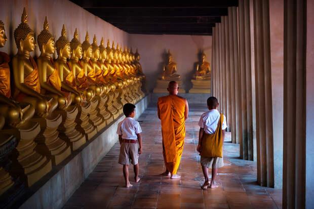 Фото №4 - Секреты здоровья и долголетия тибетских монахов