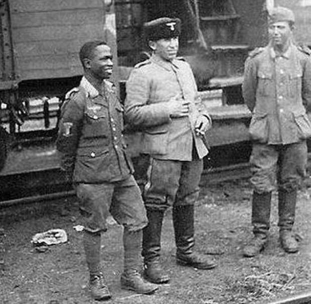 В 1942 году часть Хорста перебросили на Кавказ.