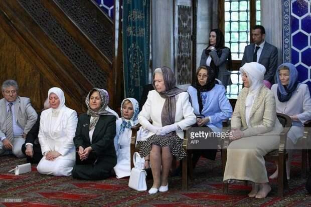 «Амир аль-муминин» Чарльз и Британская империя на новом исламском фундаменте