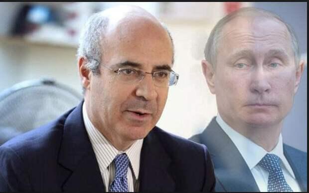 Путин, Браудер, Интерпол: бегай, пока получается, воришка!