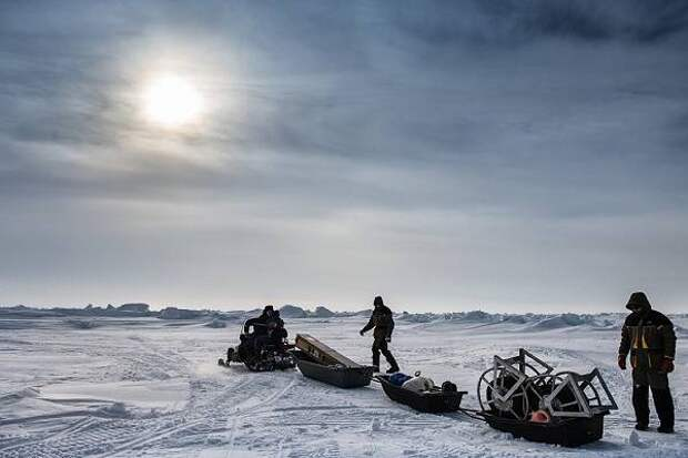 Экспедиция на Север