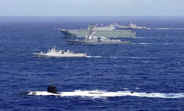Пойдут ли ВМСУ на «Керченский прорыв-2» под прикрытием флота НАТО