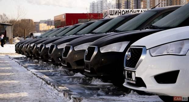Составлен список новых автомобилей, продажи которых провалились в августе