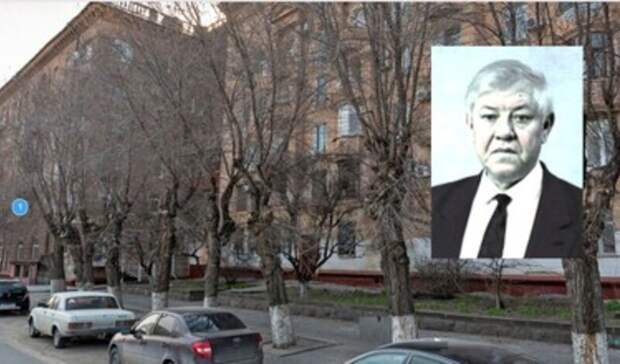 Мемориальную доску в память о первом губернаторе установили в центре Волгограда