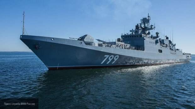 Комиссар Яррик назвал цель учений ВМФ России в Каспийском море