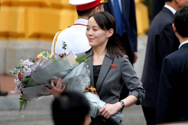 Ким Ё Чжон. / Фото: www.newsweek.com