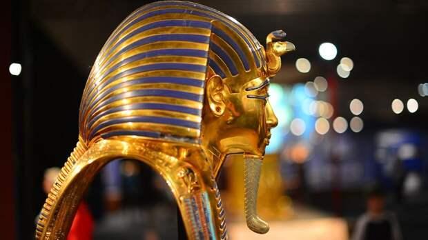 Ученые открыли загадочный сундук, обнаруженный в гробнице Тутанхамона